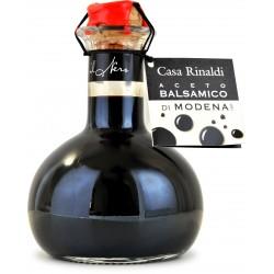 """Casa Rinaldi aceto balsamico """"il nero"""" ml.250"""