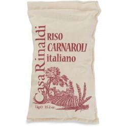Casa Rinaldi riso carnaroli sacchetto kg1