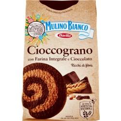 Mulino Bianco Cioccograno con Farina Integrale e Cioccolato 330 gr.
