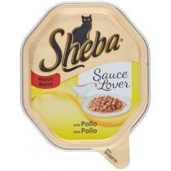 Sheba sauce lover con pollo gr.85 new