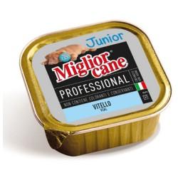 Migliorcane vaschetta Vitello Junior 150 g