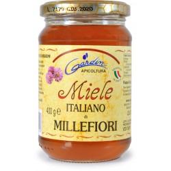 Gardin miele millefiori italiano gr.400