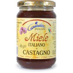 Gardin miele di castagno italiano gr.400