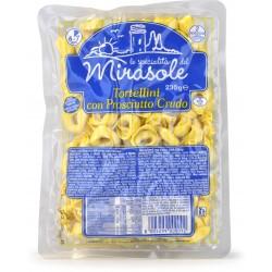 Mirasole tortellini al prosciutto crudo gr.230