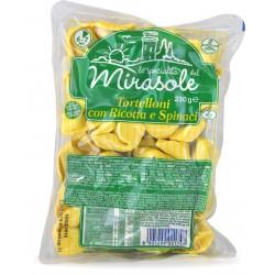 Mirasole tortelloni ricotta e spinaci gr.230