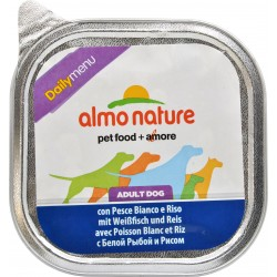 Almo Dog Daily Pesce/Riso gr 300