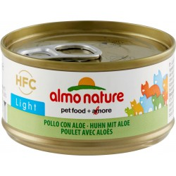 almo nature HFC Light Pollo con Aloe 70 g
