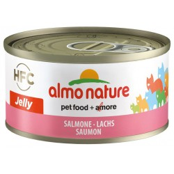 Almo jelly salmone cats gr.70