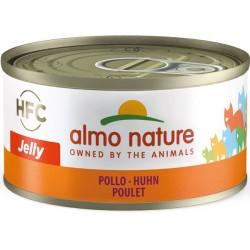 Almo jelly pollo cats gr.70