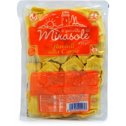 Mirasole ravioli alla carne gr.230