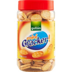 Gullon mini crackers gr.350