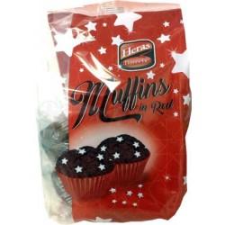 Heras muffins stella in red gr.245