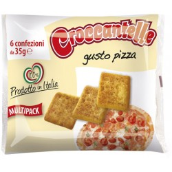 Croccantelle gusto pizza 6x35gr