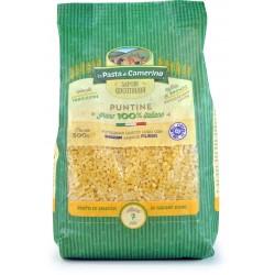 La pasta di Camerino pasta di semola puntine gr.500