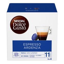 Nescafè dolce gusto ristretto Ardenza caffè espresso 16 capsule (16 tazze)