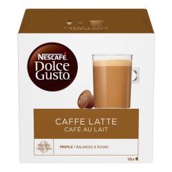 Nescafè dolce gusto Caffelatte caffè con latte 16 capsule (16 tazze)