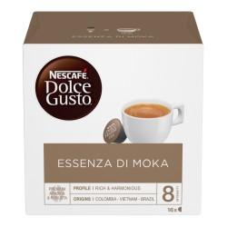 Nescafè dolce gusto essenza di moka caffè 16 capsule (16 tazze)