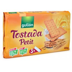 Gullon biscotti tostada petit gr.400
