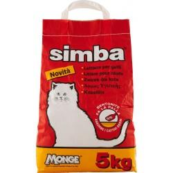 Simba Lettiera per gatti 5 kg.