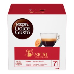 Nescafè dolce gusto Sical caffè espresso 16 capsule (16 tazze)