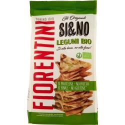 Fiorentini mini gallette al mais con legumi gr.80