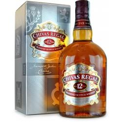 Chivas Regal Whisky astucciato 12y lt.1