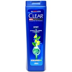 Clear shampoo sport ml.250