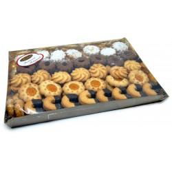 Monardo vassoio biscotti pasta frolla gr.800