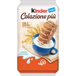 Kinder Colazione più 10 x 29 gr.