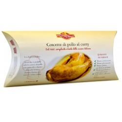 Novellini coscette di pollo al curry gr.300
