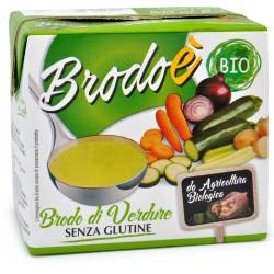 La cucina dei sapori Brodoè Brodo di Verdure ml.500