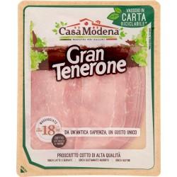 Casa Modena Gran Tenerone Prosciutto Cotto di Alta Qualità 110 gr.