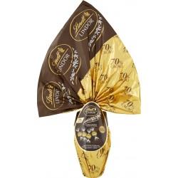 Lindt Lindor Uovo di Cioccolato Extra Fondente 70% Cacao* 320 gr.