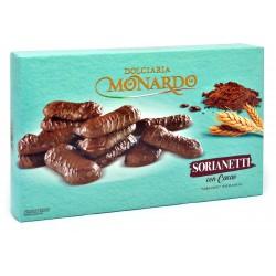 Monardo biscotti sorianetti con cacao gr.130