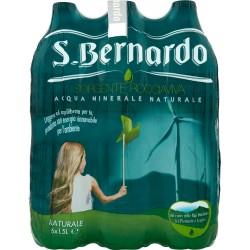 San Bernardo acqua naturale lt. 1,5x6