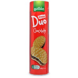 Gullon mega duo chocolate gr.500