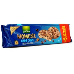 Gullon moment choco chips gr.225