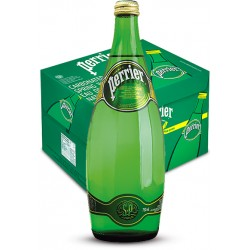 Perrier acqua vap cl.75 x 12