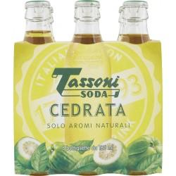 Tassoni cedrata cl.18 cluster x6