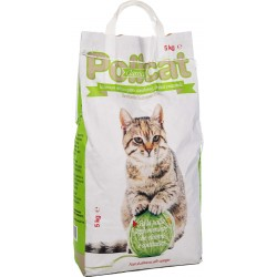 Policat lettiera per gatti kg.5