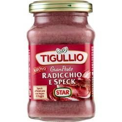 Star Tigullio granpesto Radicchio e Speck 190 gr.