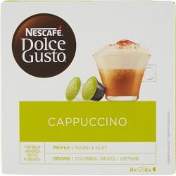 NESCAFÉ DOLCE GUSTO CAPPUCCINO Cappuccino 16 capsule