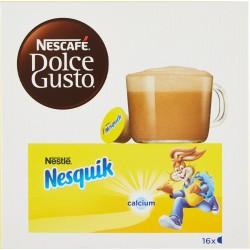 NESCAFÉ DOLCE GUSTO NESQUIK bevanda al gusto di cioccolato 16 capsule (16 tazze)