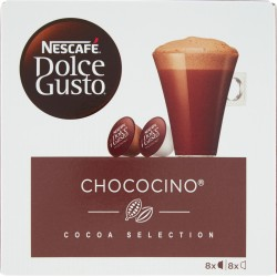 NESCAFÉ DOLCE GUSTO CHOCOCINO Cioccolata 16 capsule