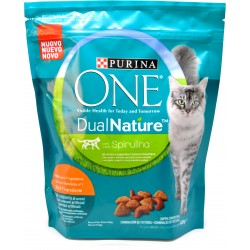 PURINA ONE Dual Nature Gatto Ricco in Pollo 400 gr.