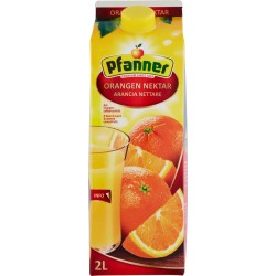 Pfanner nettare arancia 50% lt.2
