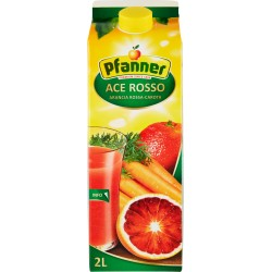 Pfanner succo ace rosso 30% lt.2