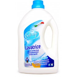 Soft Soft lavatrice talco/marsiglia lt.3