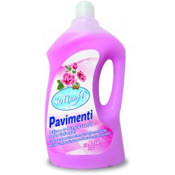 Soft Soft pavimenti rosa lt.1