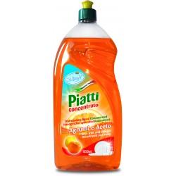 Soft Soft detersivo per piatti aceto e agrumi lt.1,25-4%